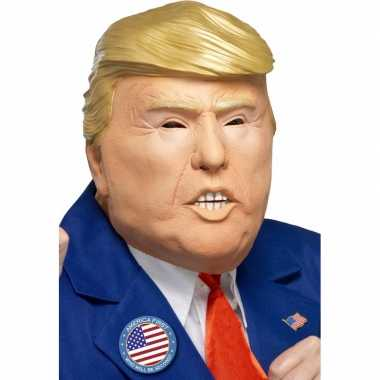President trump masker carnavalskleding valkenswaard