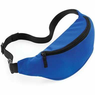 Reistasjes verstelbaar blauw carnavalskleding valkenswaard