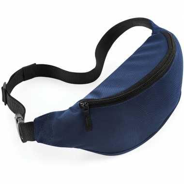 Reistasjes verstelbaar navy blauw carnavalskleding valkenswaard