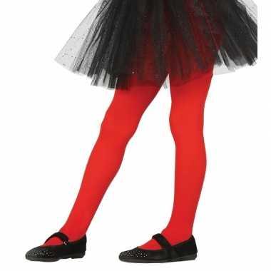 Rode kinder panties jaar carnavalskleding valkenswaard