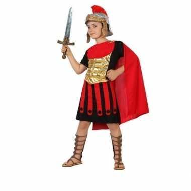 Romeinse soldaat marius verkleed carnavalskleding jongens valkenswaar