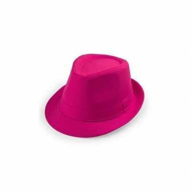 Roze hoed volwassenen