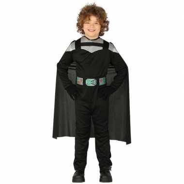 Space wars ridder verkleed carnavalskleding cape kinderen valkenswaar