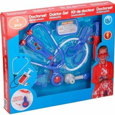 Speelsetje dokter/verpleegster carnavalskleding valkenswaard