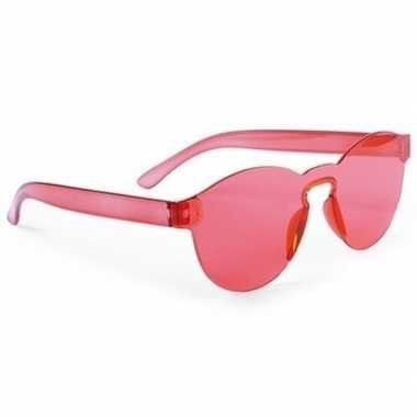 Toppers rode verkleed zonnebril volwassenen carnavalskleding valkensw