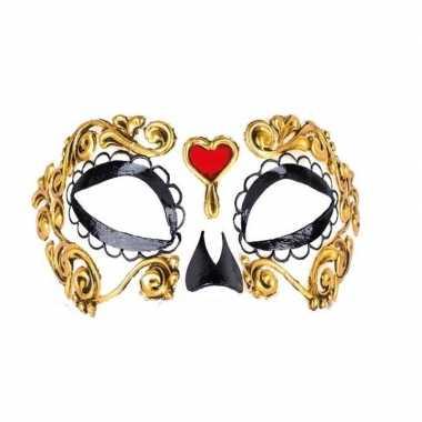 Venetiaanse oogmaskers day of the dead