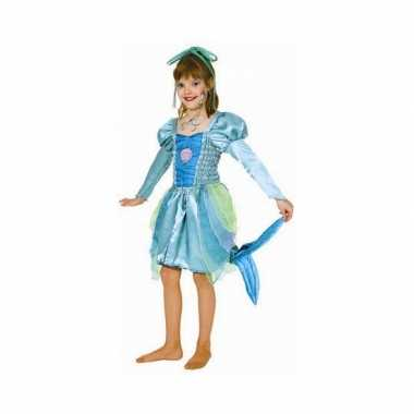 Verkleed carnavalskleding zeemeermin meisjes valkenswaard