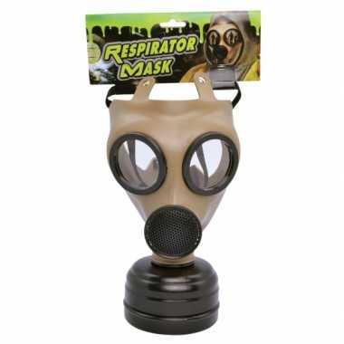 Verkleed gasmasker carnavalskleding Valkenswaard