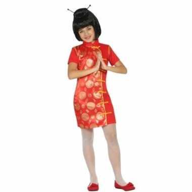 Verkleedcarnavalskleding chinees meisjes valkenswaard