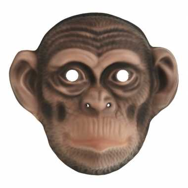 Verkleedmasker aap kids carnavalskleding valkenswaard