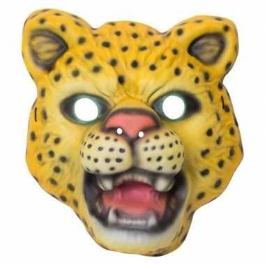 Verkleedmasker panter kids carnavalskleding valkenswaard