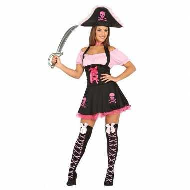 Verkleedset piraat vrouwen carnavalskleding valkenswaard