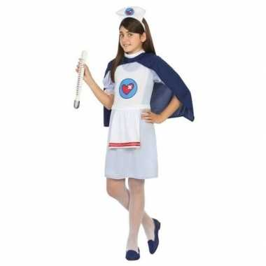Verpleegster/zuster verkleed carnavalskleding meisjes valkenswaard