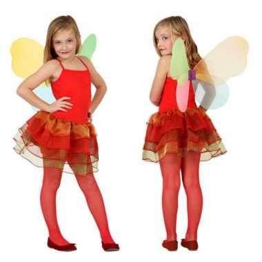 Vlinder carnavalskleding kinderen Valkenswaard
