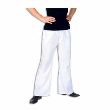 Witte broek heren