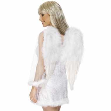 Witte engelenvleugels dames