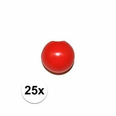 X rode dichtknijp clownsneus carnavalskleding valkenswaard