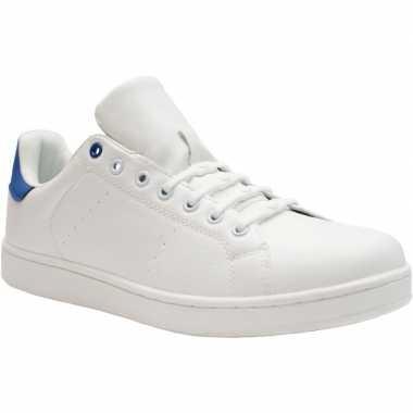 X shoeps xl elastische veters wit brede voeten volwassenen carnavalsk
