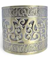 Arabische armband goud
