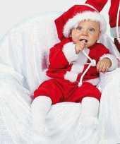 Baby kerst carnavalskleding