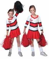 Cheerleader jurk meisjes