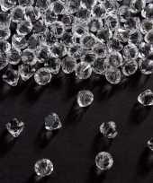 Diamantjes transparant mm