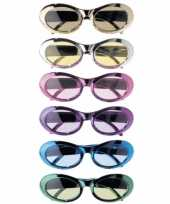 Discobril metallic kleuren