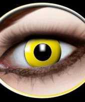 Gele kleurlenzen