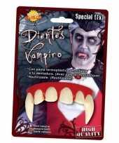 Halloween dracula tanden volwassenen