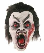 Halloween halloween dracula masker latex