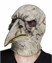 Halloween latex halloween adelaar vogel masker volwassenen