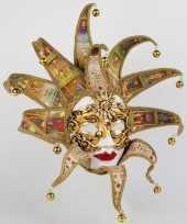 Handgemaakt decoratie reale tarot dames masker