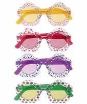 Hippie bril volwassenen