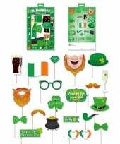 Iers photo booth props accessoires