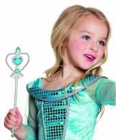 Ijsprinsessen toverstokje blauw