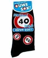 Jaar verjaardag sokken