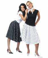 Jaren rok zwart wit