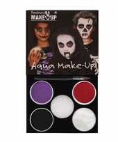 Make up setje skelet