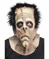 Monster feest maskers frankenstein