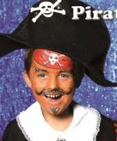 Piraat schminken schminkset