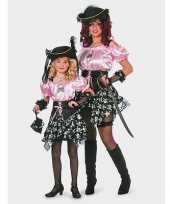 Piraten carnavalskleding dames