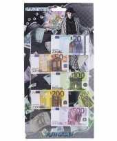 Speelgoed geld euro biljetten setje headercard