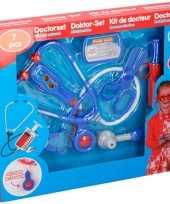 Speelsetje dokter verpleegster