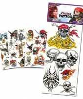 Tattoeages piraat stuks