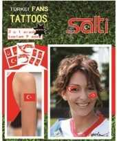 Turkse supporters tattoos x