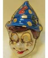 Venetiaans carnaval masker pinocchio
