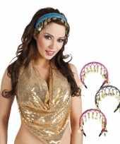 Verkleed hoofdband buikdanseres