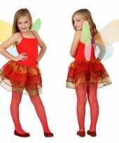 Vlinder carnavalskleding kinderen