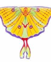 Vlinder verkleed vleugels kids komeetstaart