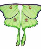Vlinder verkleed vleugels kids maanvlinder